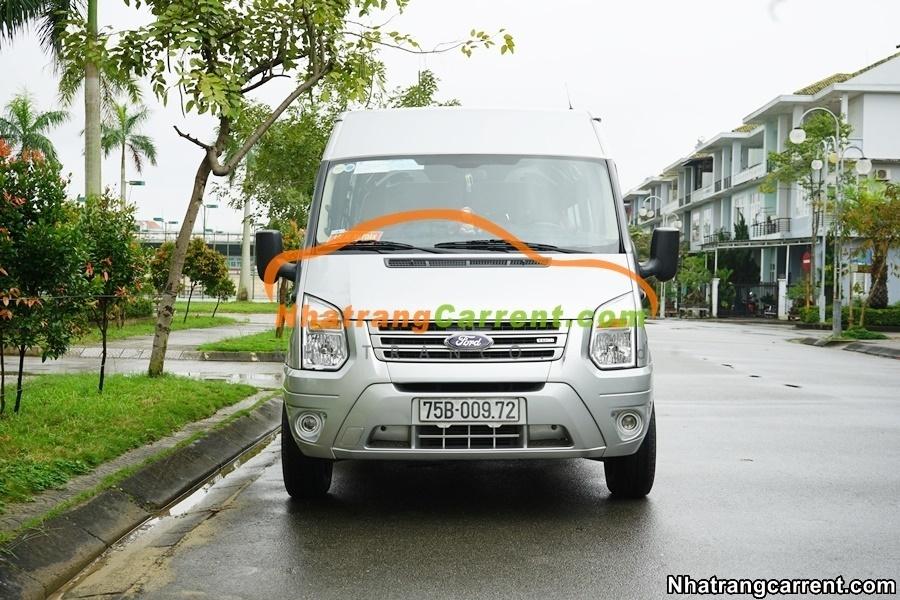 Car rental 16 seat Nha Trang
