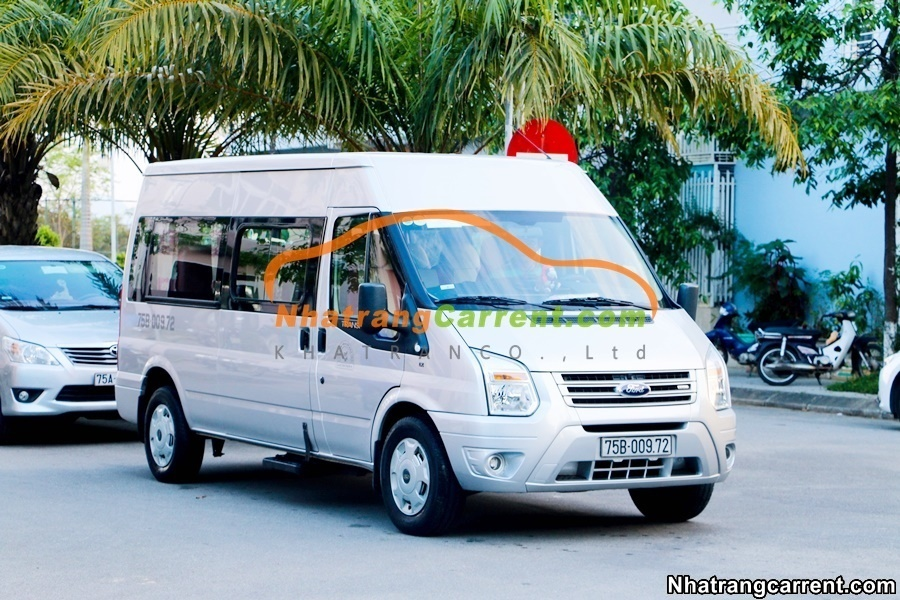 Car Rental from Nha Trang