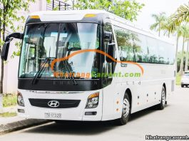 45 seats car rental in nha trang