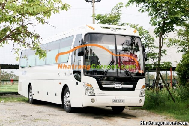 45 Seater Luxury Bus On Rent Or Bus On Hire In Nha Trang