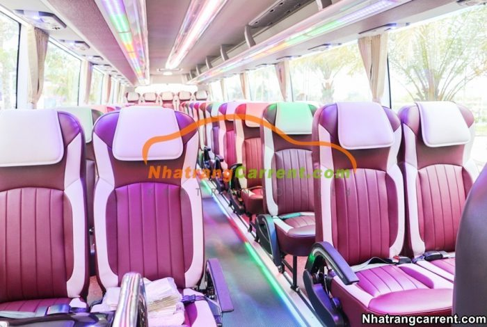 45 Seater Bus Hire On Rent In Nha Trang