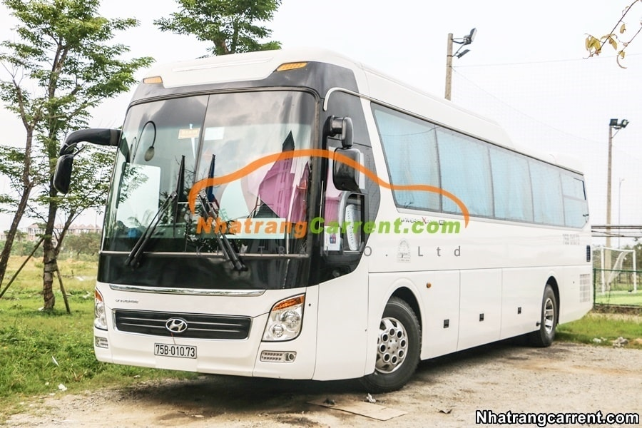 45 seats nha trang private car