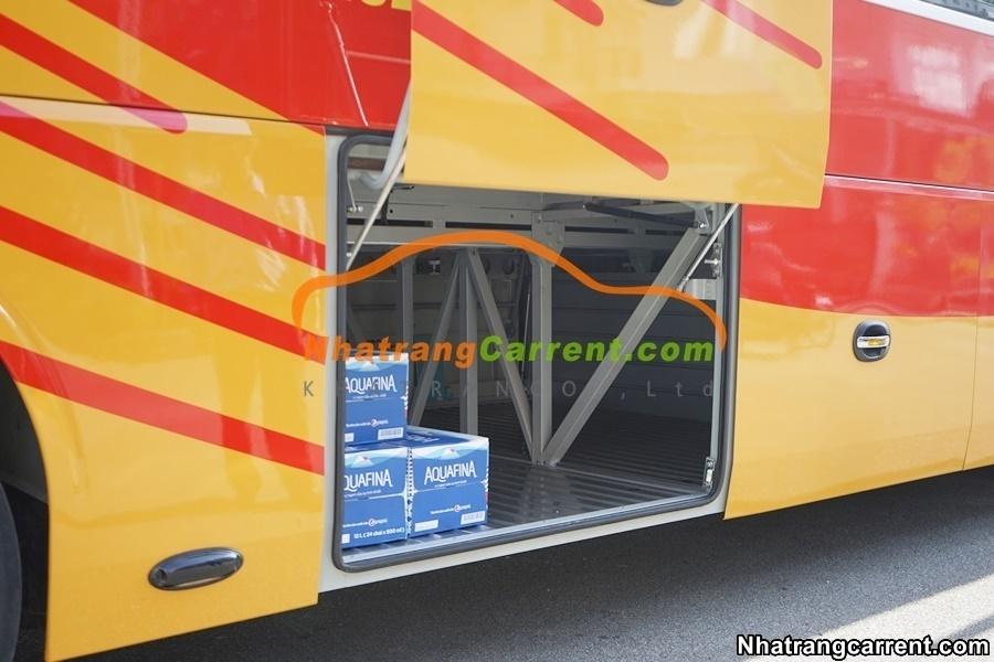 45 seater luxury bus Nha Trang