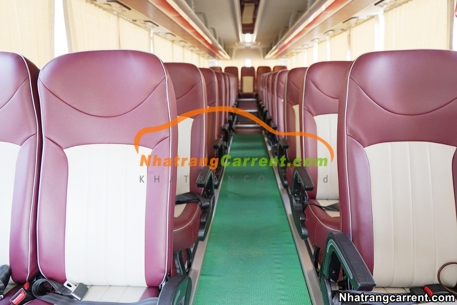 45 Seater Bus Hire in Nha Trang