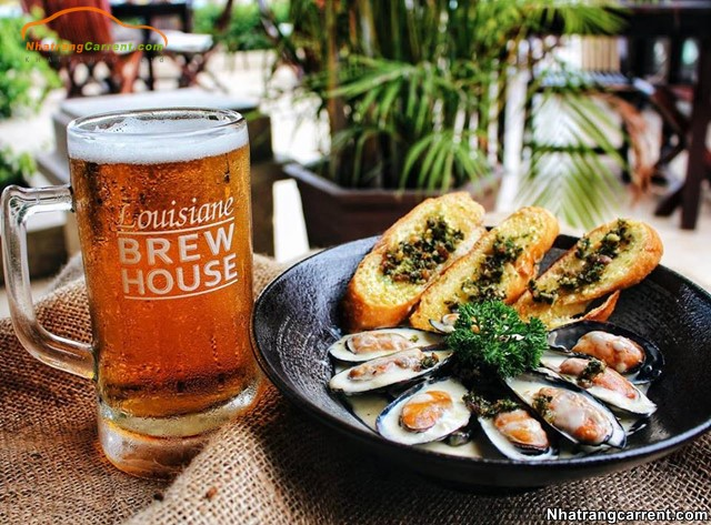 Louisiane Brew house Restaurant Nha Trang