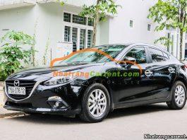 4 seat Mazda 3 nha trang car hire