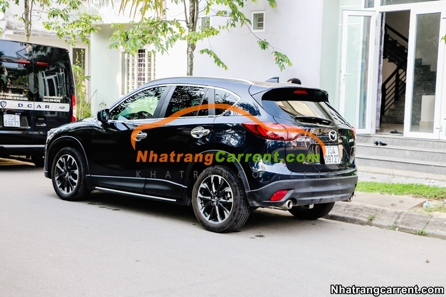 4 seat Mazda CX5 car rental in Nha Trang