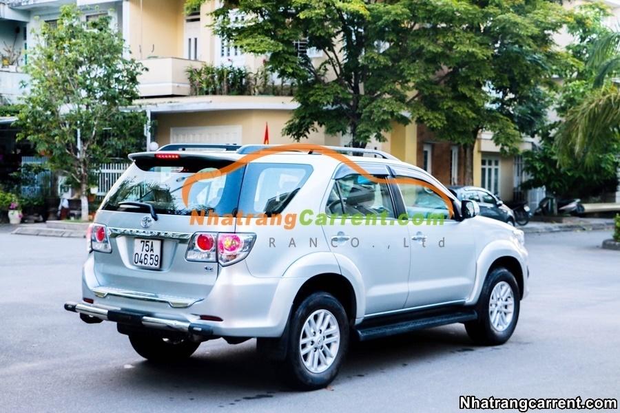 7 seat Car rental Nha Trang to Da Lat