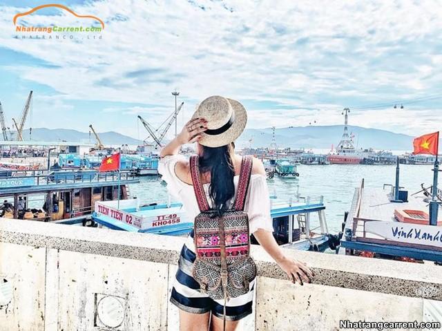 Cau Da port Nha Trang