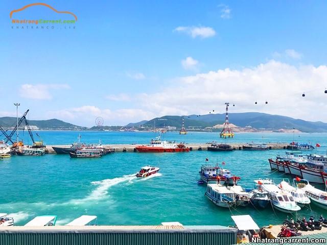 Cau Da - Nha Trang Cau Da port
