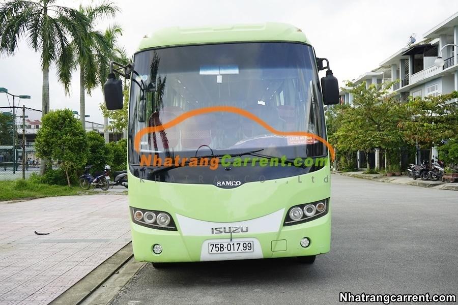 29 Seat Bus Rental in Nha Trang