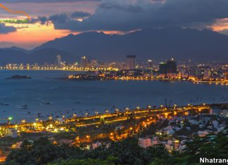 Nha Trang at night