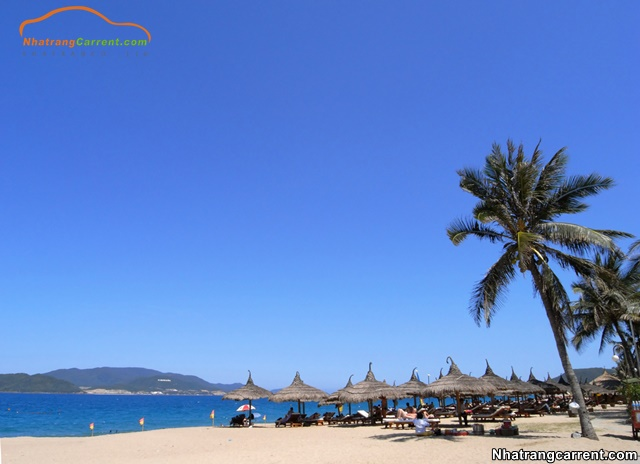 Tru beach Nha Trang