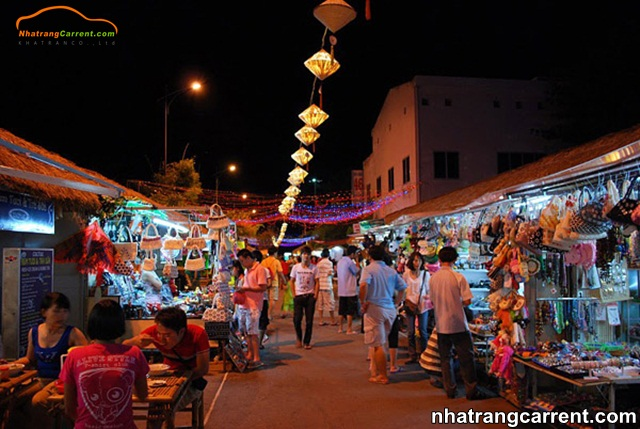 Phu Dong Night Market Nha Trang