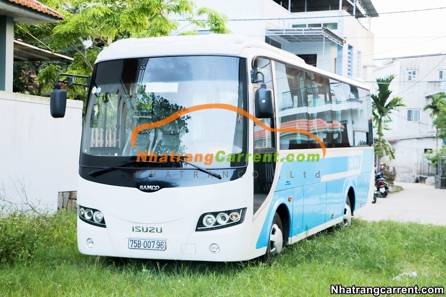 Hire 29 Seater Luxury Coaches Nha Trang