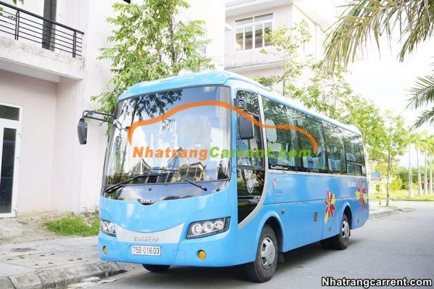 35 Seater Bus hire Nha Trang