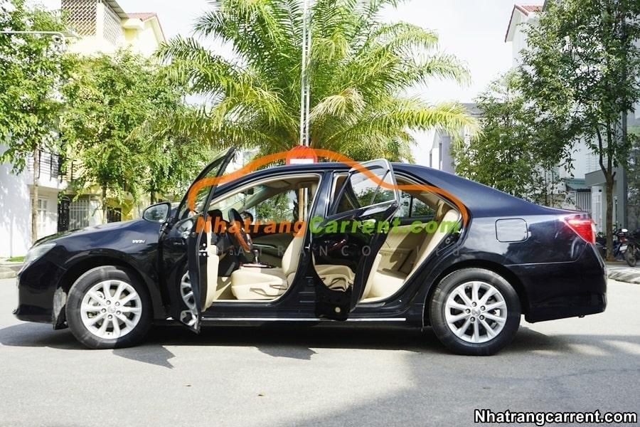 Car Hire Toyota Camry Nha Trang